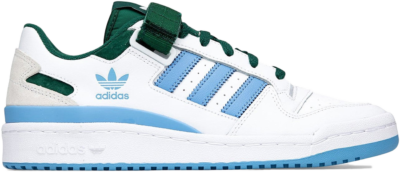 adidas Forum Low White Blue Green FY6816