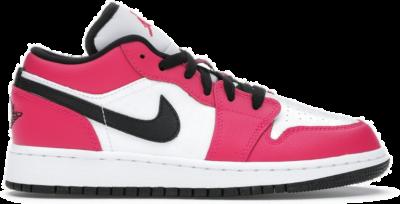 Jordan 1 Low Rush Pink (GS) 554723-600
