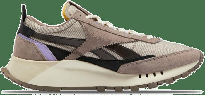 Reebok Classic Leather Legacy (braun / grau / lila) Sneaker braun H01280
