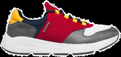 BASILE Rouge Heren Sneakers BAM91370101 meerkleurig BAM91370101