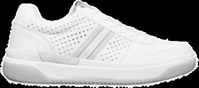ENRICO COVERI White Heren Sneakers ECM01876501 wit ECM01876501
