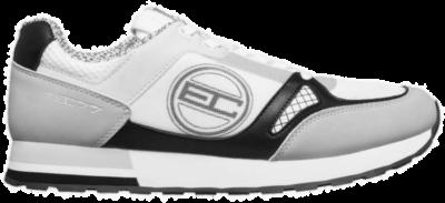 ENRICO COVERI Ice White Heren Sneakers ECM01370001 grijs ECM01370001