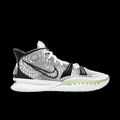 Nike Kyrie 7 White/Black-Glow-Hyper Royal Array CQ9326-100