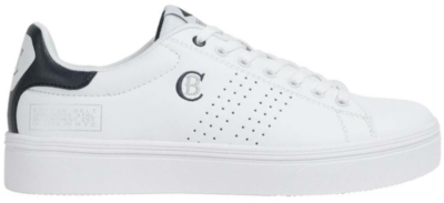 COTTON BELT White Ciment Heren Sneakers CBM01500104 wit CBM01500104