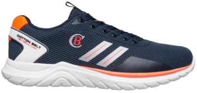COTTON BELT Flag Orange Heren Sneakers CBM01801152 blauw CBM01801152