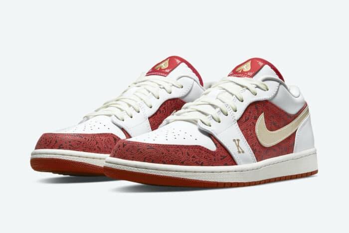 Nike Air Jordan 1 low spades