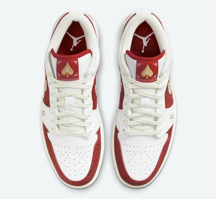 Nike Air Jordan low 1 spade