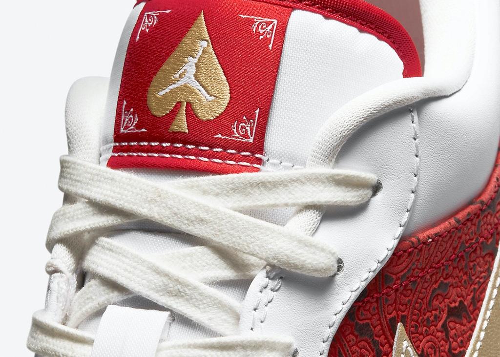 Binnenkort kun je pokeren mét bijpassende Air Jordan 1 Low's