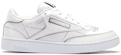 "Reebok x MAISON MARGIELA PROJECT 0 CLUB C ""WHITE"" H02407"