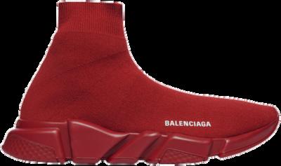 Balenciaga Speed Trainer Burgundy 530353W05G06016