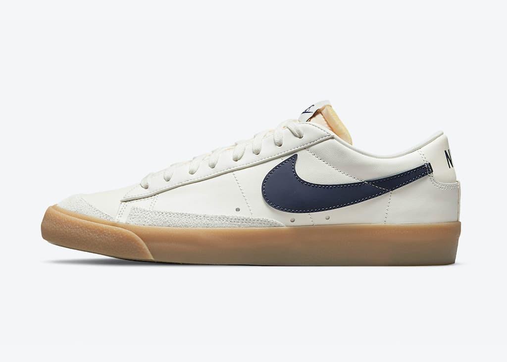 Dit jaar komt er een klassieke Nike Blazer Low met gum zolen uit