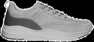 BASILE Gris Heren Sneakers BAM91380121 grijs BAM91380121
