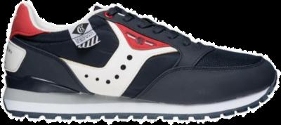 COTTON BELT Flag Red Heren Sneakers CBM01305002 zwart CBM01305002