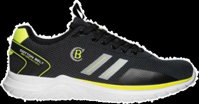 COTTON BELT Flag Lime Heren Sneakers CBM01801153 zwart CBM01801153