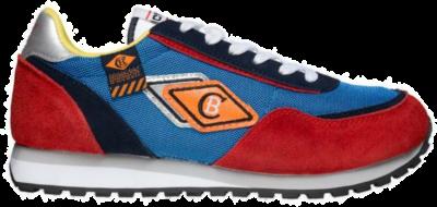COTTON BELT Multi Blue Heren Sneakers CBM01306001 meerkleurig CBM01306001