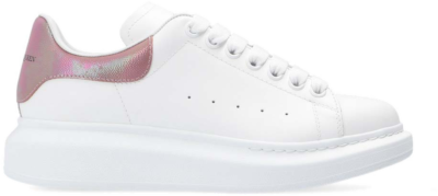 Alexander McQueen Oversized Pearlized Pink (W) 553770WHYBZ9053