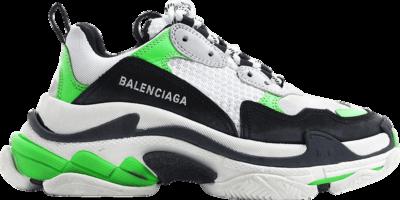 Balenciaga Triple S Green (W) 524039 W09O6 9063