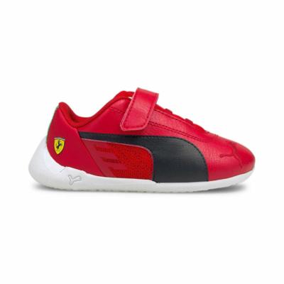 Puma Scuderia Ferrari Race R-Cat V sneakers Zwart / Rood / Wit 306548_03