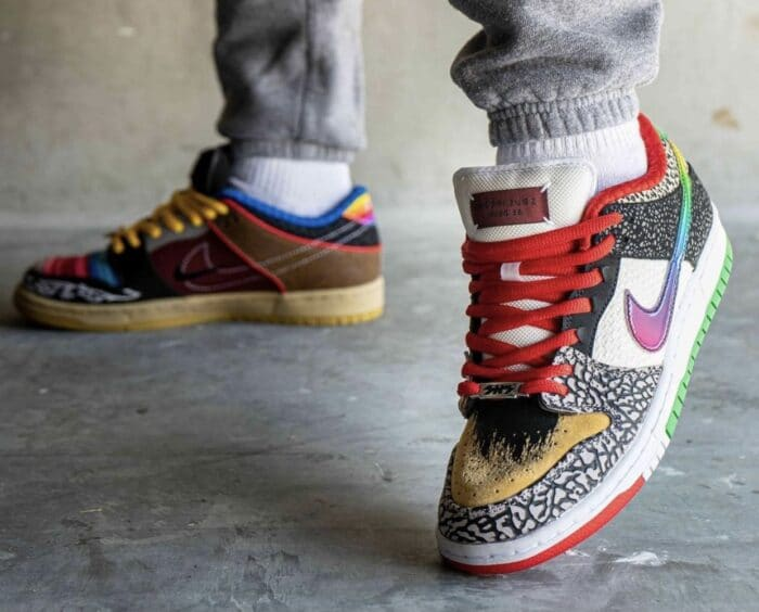 p rod what the dunk Nike SB