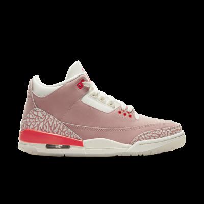 Jordan Women's Air Jordan 3 'Rust Pink' Rust Pink CK9246-600