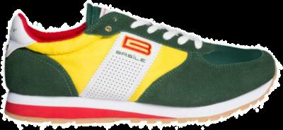 BASILE Retro Bicolor Heren Sneakers BAM91350203 meerkleurig BAM91350203
