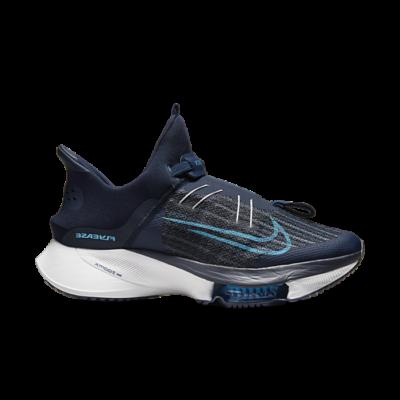 Nike Air Zoom Tempo NEXT% FlyEase Blauw CV1889-401