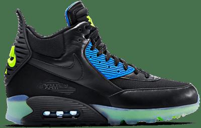 Nike Air Max 90 Sneakerboot Black 684722-001