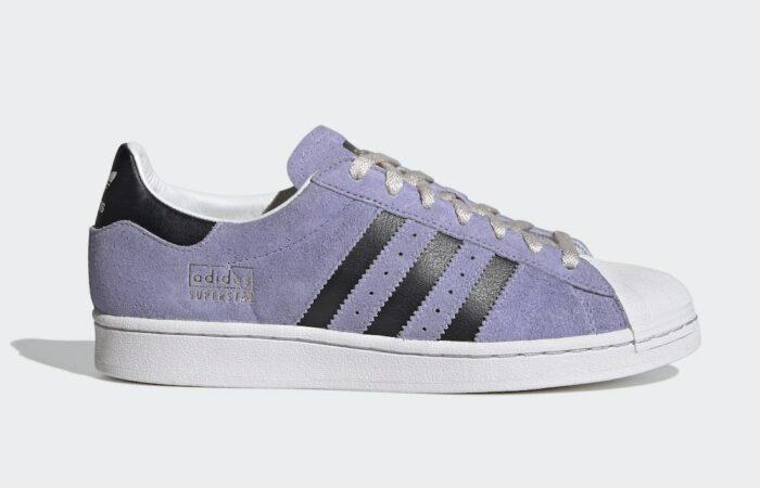 adidas dust superstar purple