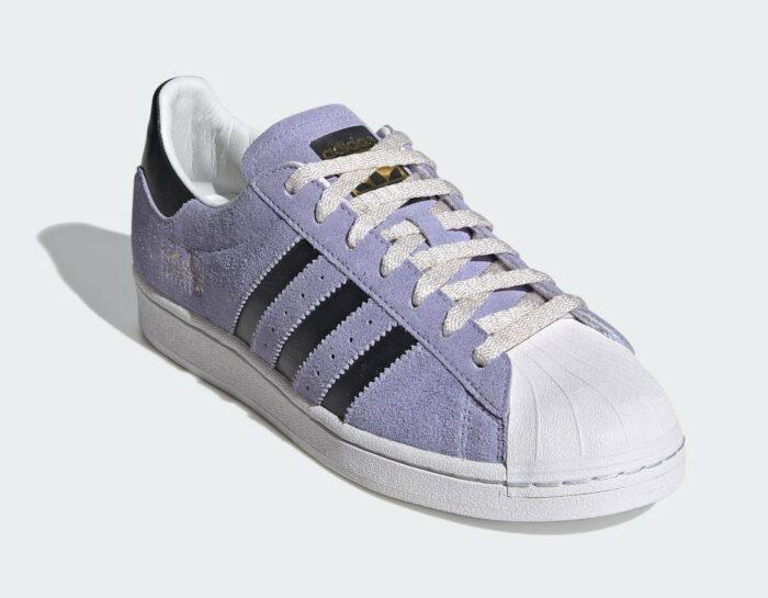 dust purple Adidas