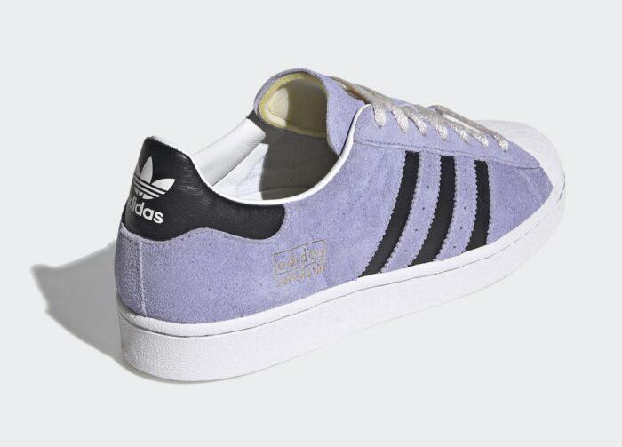 superstar dust purple Adidas