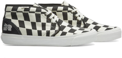 Vans Chukka Taka Hayashi Optical Checkerboard VA3MVNR4M