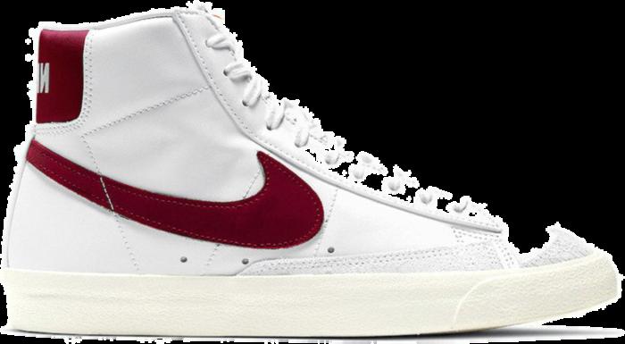 Nike Blazer Mid 77 White Team Red BQ6806-111