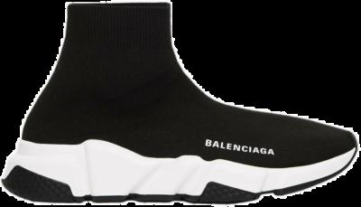 Balenciaga Speed Recycled Black White (W) 587280W2DBQ1015