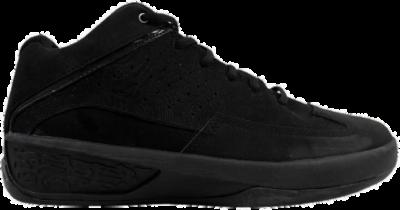 Jordan Air Jordan 2 Smooth Black/Metallic Silver-White 467815-001