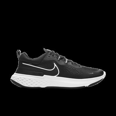 Nike React Miler 2 Zwart CW7121-001