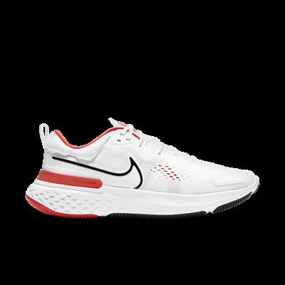 Nike React Miler 2 Wit CW7121-100