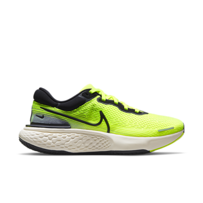 Nike ZoomX Invincible Run Flyknit Geel CT2228-700