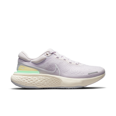 Nike Wmns ZoomX Invincible Run Flyknit 'Light Violet' Purple CT2229-500