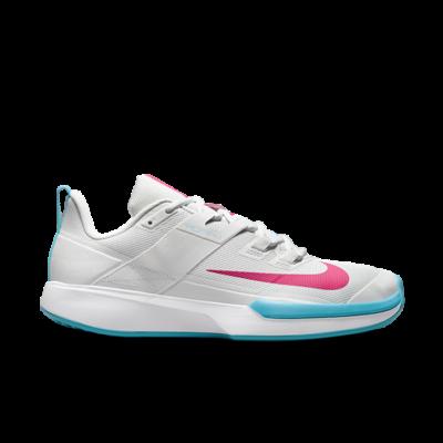 NikeCourt Vapor Lite Hardcourt Grijs DC3432-024