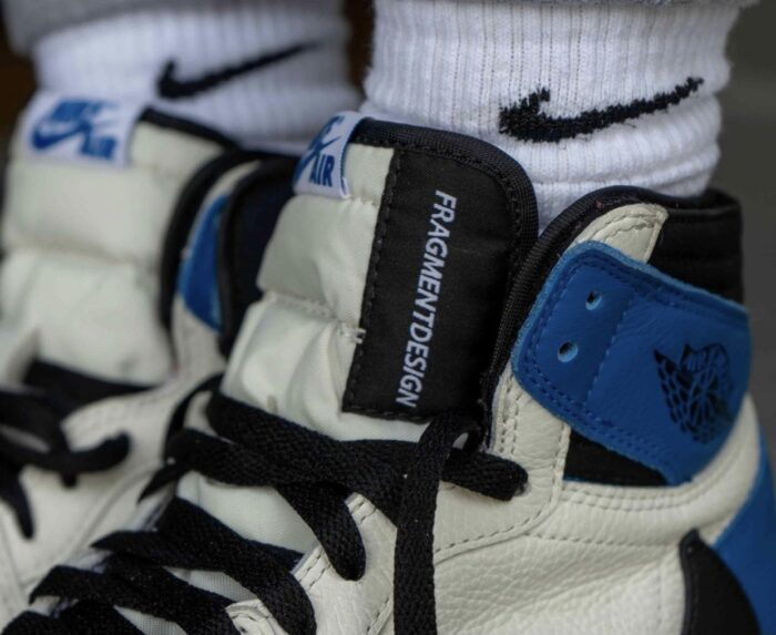 jordan Nike Air travis fragment