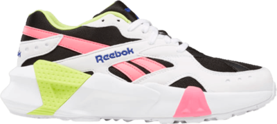 Reebok Aztrek Double 'White Black Pink' Pink EF3452