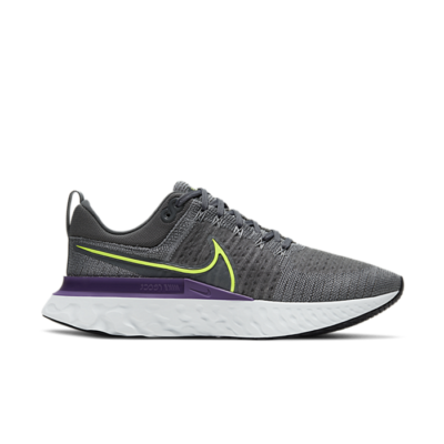 Nike React Infinity Run Flyknit 2 Grijs CT2357-004