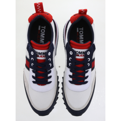 Tommy Jeans Cleat White EM0EM00618C87