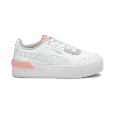 Puma Carina Lift sneakers kinderen Wit 374226_01