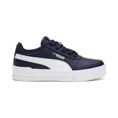 Puma Carina L sportschoenen Blauw / Wit 370678_24