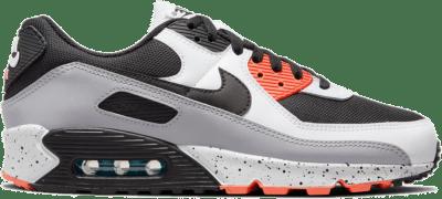 Nike Air Max 90 White Orange Black DC9845-100