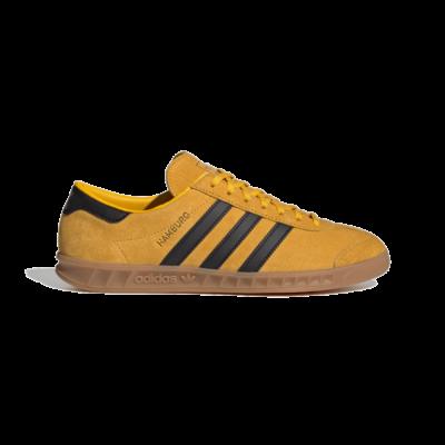 adidas Hamburg Crew Yellow FX5673