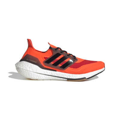 adidas Ultraboost 21 Solar Red FZ1924