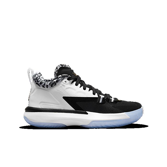 """Air Jordan ZION 1 (GS) """"BLACK"""" DA3131-002"""