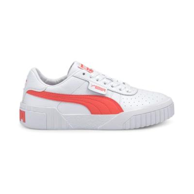 Puma Cali sportschoenen voor Dames Wit / Roze 369155_35